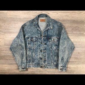 Vintage Levi's Denim Jacket Made in USA